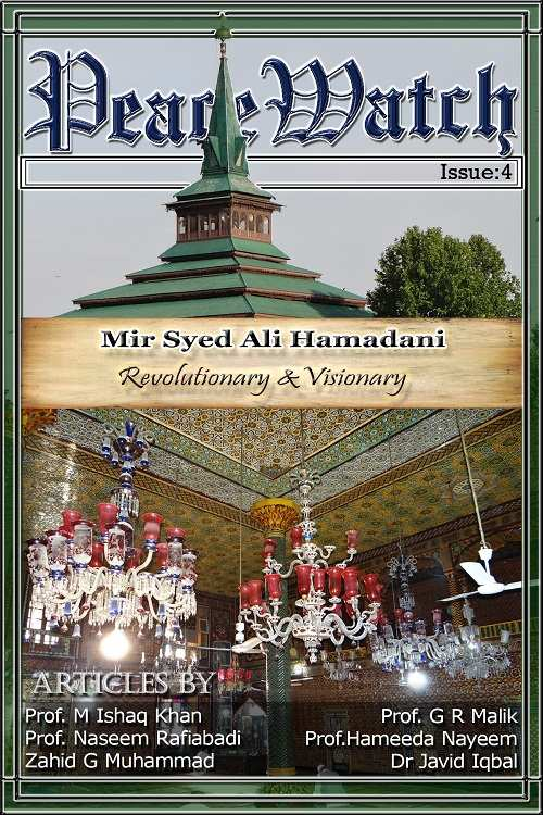 cover Mir Syed Ali Hamdani Revolutionay visonary