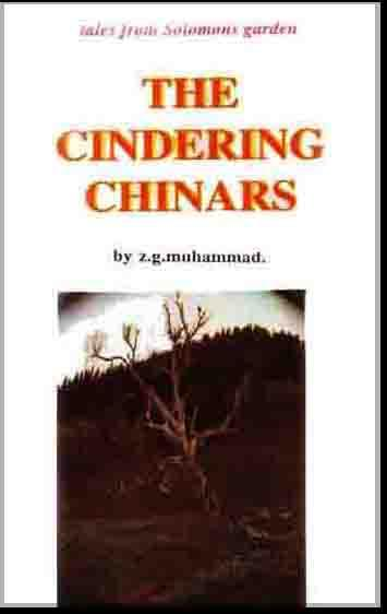 Cover of The Cindering Chinars